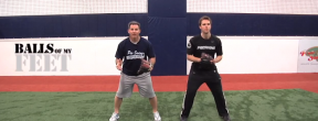 3 Steps to Proper Fielding Position