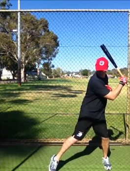 Bottom Hand Soft Toss Drill