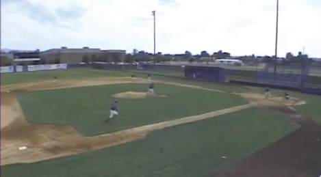 Bunt Defense with Runner on First Base