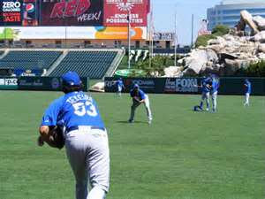 Long Toss Variation, The Change-Up