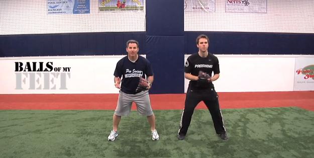 3 Steps to Proper Fielding Position